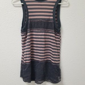 BKE Tops - BKE | Striped Tank Top Size M